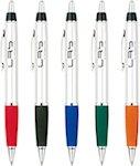 Color Grip Click Pens